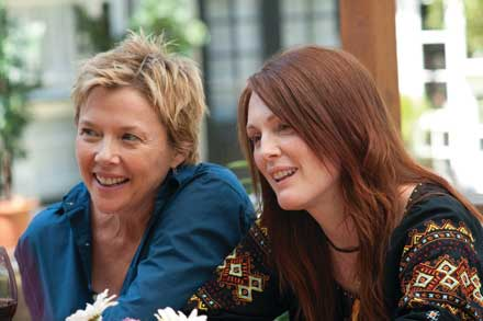 kids are all right, annette bening, julianne moore
