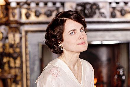 Elizabeth McGovern, Downton Abbey