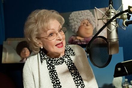 lorax, lorax movie, betty white