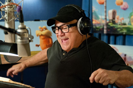 lorax, lorax movie, danny devito