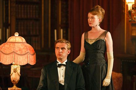 Downton Abbey, lavinia, matthew crawley