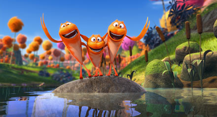 lorax, lorax movie, humming fish