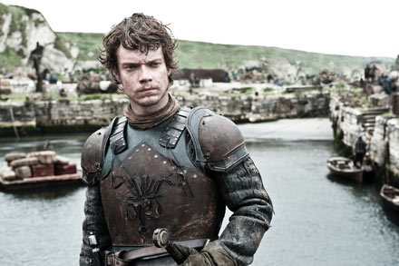game of thrones, alfie allen