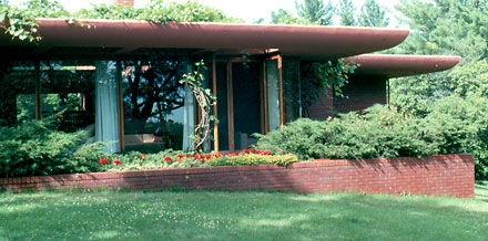 cedar rock, frank lloyd wright iowa, quasqueton