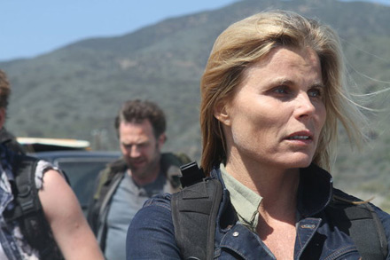 rise of the zombies, mariel hemingway