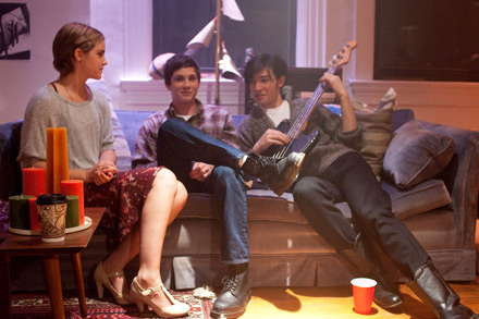 perks of being a wallflower, wallflower, logan lerman, emma watson, ezra miller