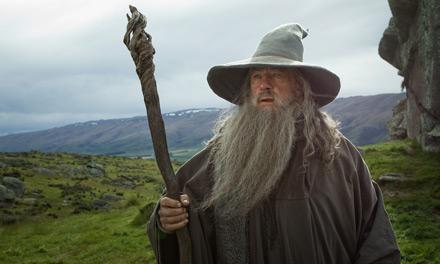 hobbit, gandalf, ian mckellen