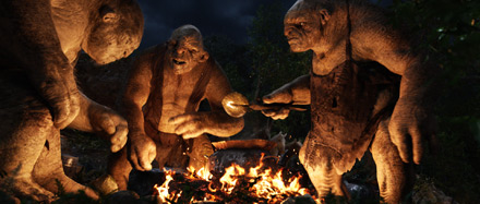 hobbit, trolls, hobbit trolls