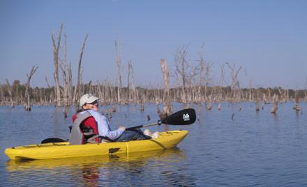 lake seguma, iowa kayaking, gerry garles