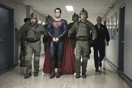 superman, brandon routh, man of steel