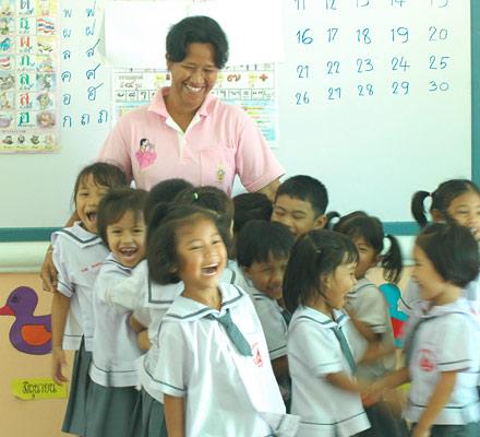 Dhammajarinee Witthaya Girls' Schoolthai girls school, aunampai