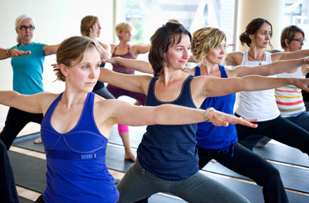 betsy rippentrop, yoga class