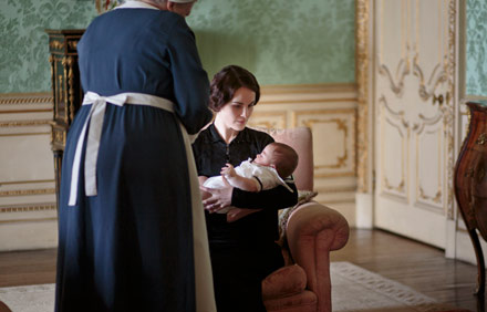 downtown abbey season 4, michelle dockery, lady mary, downton abbey