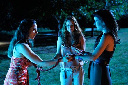 Ksenia Solo, Kenzi, Lost Girl