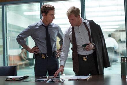 Woody Harrelson, true detective, Matthew McConaughey