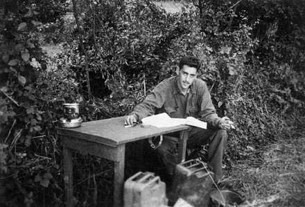 salinger, jd salinger, salinger writing catcher