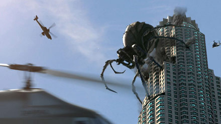 big-ass spider, big-ass spider movie
