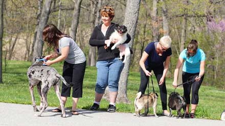 Melinda Fishel, Brayden Fishel, Give a Dog a Bone