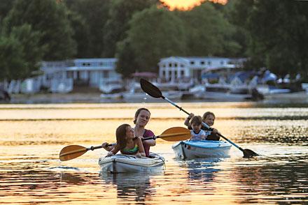 bentonsport iowa, kayaking iowa, river kayak